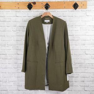 Calvin Klein Suit Topper Jacket Size 16W